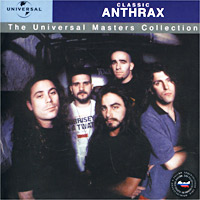 Classic Anthrax The Universal Masters Collection Серия: The Universal Masters Collection артикул 2533a.
