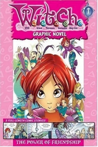 W I T C H Graphic Novel: The Power of Friendship - Book #1 Издательство: Volo, 2005 г Мягкая обложка, 128 стр ISBN 0786836741 инфо 13604h.