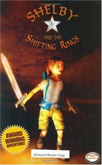 Shelby and the Shifting Rings (Defender of Time) 2005 г 176 стр ISBN 0976201542 инфо 1733i.