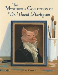 The Mysterious Collection of Dr David Harleyson 2004 г 32 стр ISBN 0802789161 инфо 1735i.