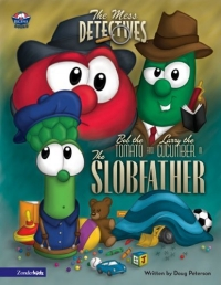 Mess Detectives: The Slobfather 2003 г 40 стр ISBN 0310707021 инфо 1858i.