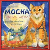 Mocha, the Real Doctor 2004 г 32 стр ISBN 1931721300 инфо 7163i.